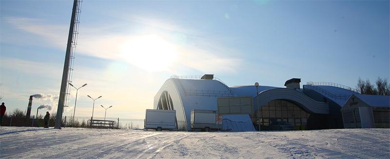 Soniečnaja Dalina (Solnechnaya Dolina) Ski Centre