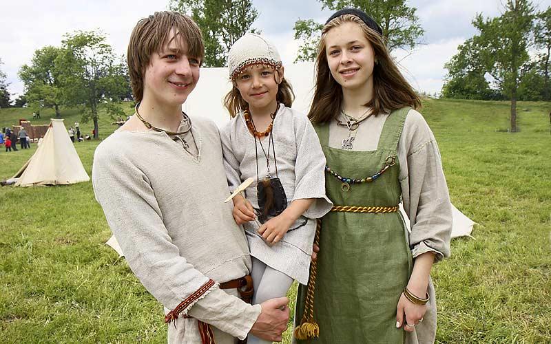 بدء تشكل الشعب البيلاروسي قبل 8 آلاف سنة تقريباً. صور: ألفريد ميكوس