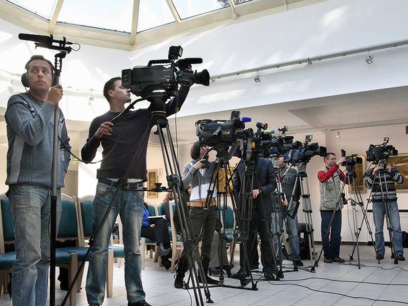 Almost 80 TV programs are broadcasted in Belarus, a lot of them are private. Photo: interfax.by.