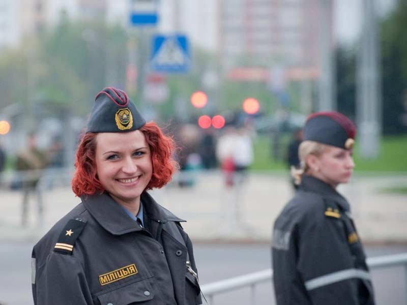 The system of law enforcement agencies is effective in Belarus. Photo: Evgeny Khatskevich (interfax.by).