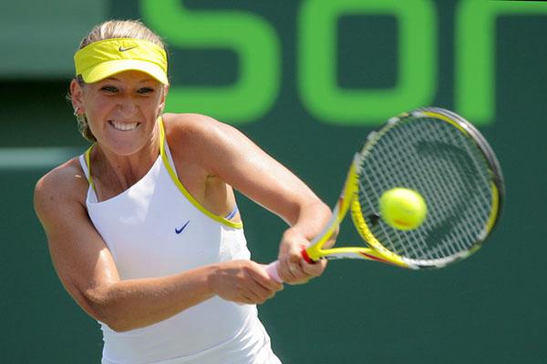 Виктория Азаренко. Лучшая теннисистка мира. Фото: daylife.com