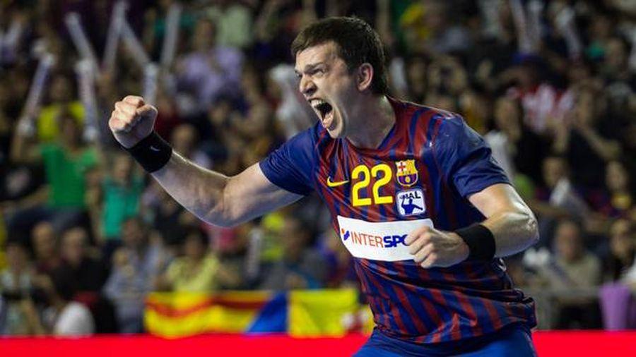 Sergey Rutenko. Photo by: handball.by