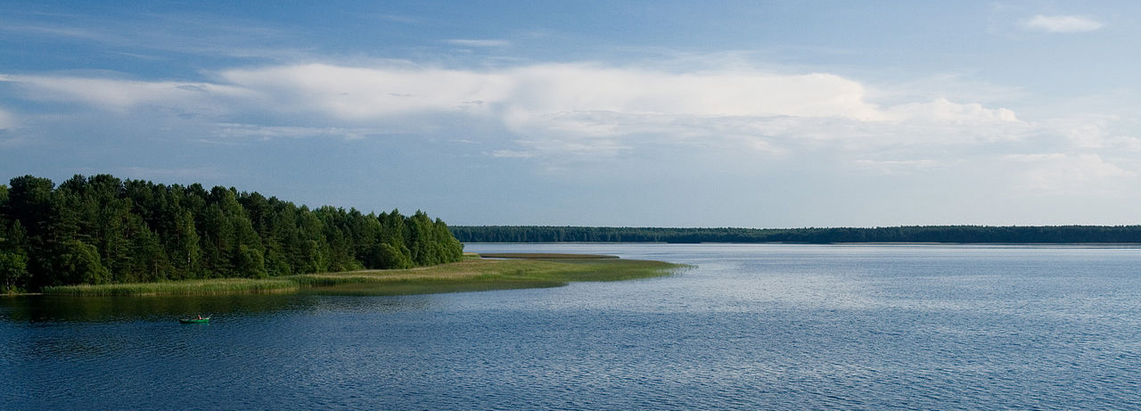 Narač is the largest lake in Belarus