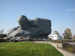 The memorial complex «Brest Fortress»