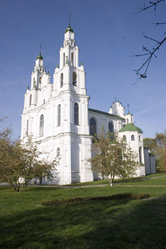 Saint Sophia Cathedral in Polotsk
