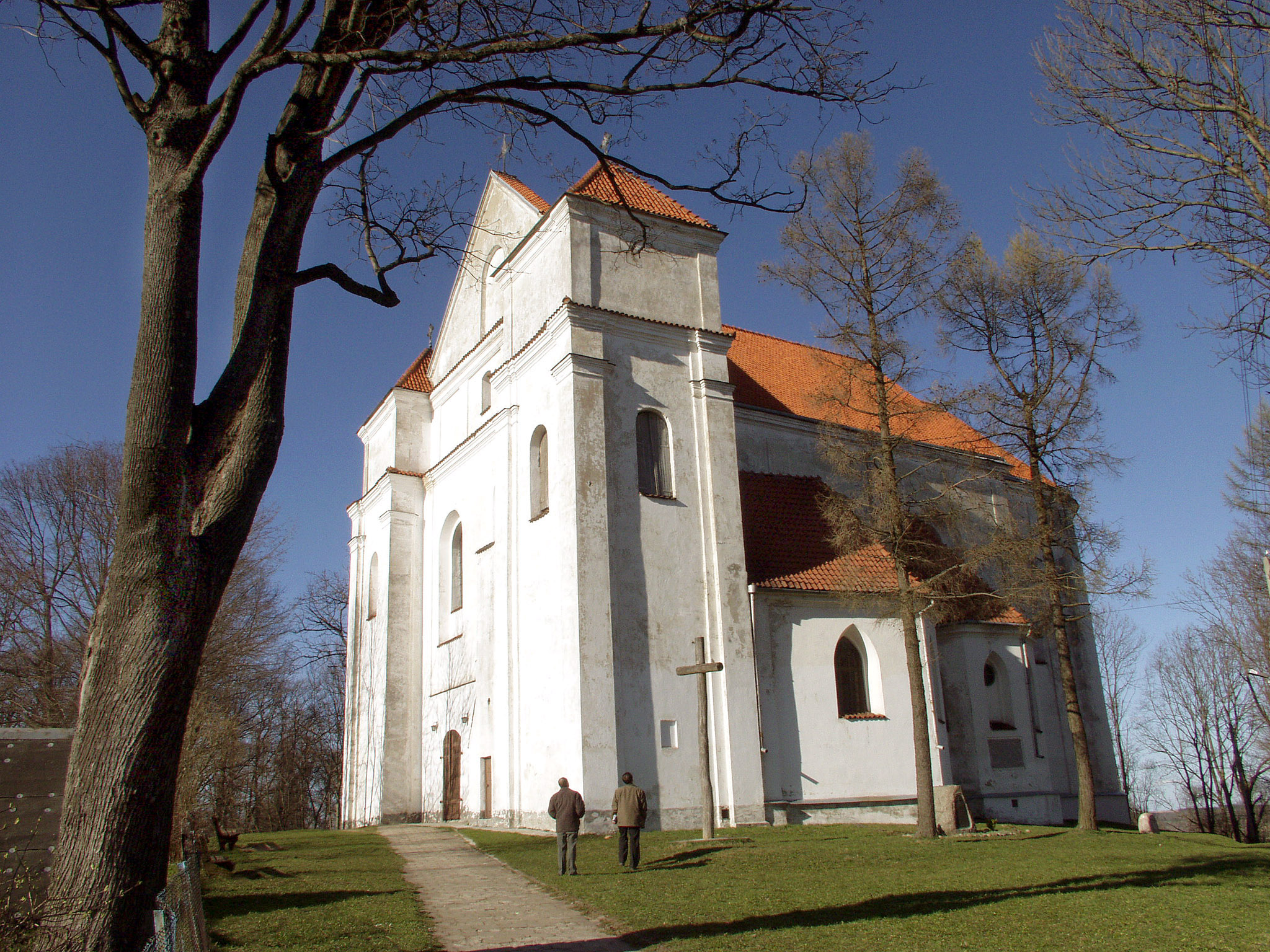 Catholic church in Novogrudok - architectural monument XV-XVIII centuries, BelTA