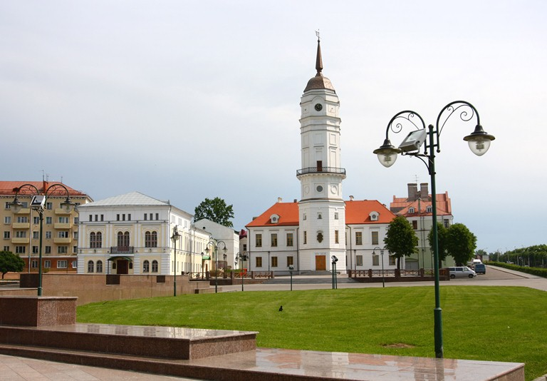 Mogilev City Hall, BelTA